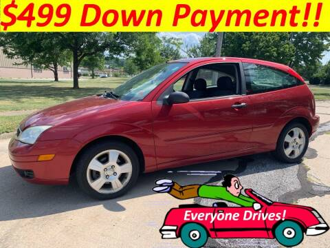 2005 Ford Focus for sale at World Automotive in Euclid OH