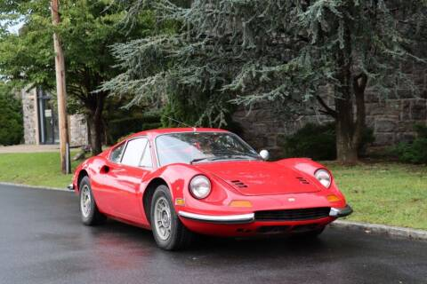1972 Ferrari 246 GT Dino for sale at Gullwing Motor Cars Inc in Astoria NY