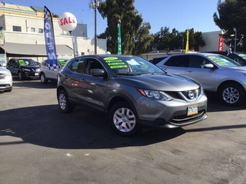 2017 Nissan Rogue Sport for sale at LA PLAYITA AUTO SALES INC - 3271 E. Firestone Blvd Lot in South Gate CA