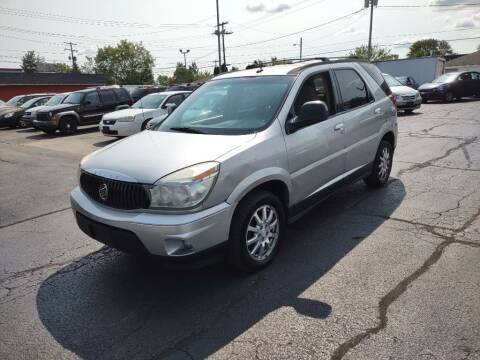 2007 Buick Rendezvous for sale at Flag Motors in Columbus OH