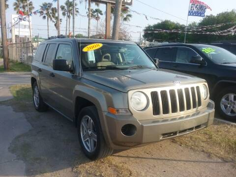 2008 Jeep Patriot for sale at Express AutoPlex in Brownsville TX