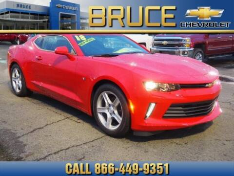 2018 Chevrolet Camaro for sale at Medium Duty Trucks at Bruce Chevrolet in Hillsboro OR
