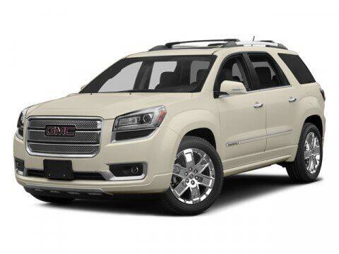 2014 GMC Acadia for sale at Bergey's Buick GMC in Souderton PA