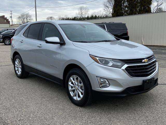 2019 Chevrolet Equinox for sale at Miller Auto Sales in Saint Louis MI