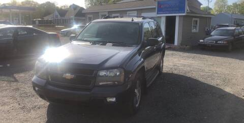 2007 Chevrolet TrailBlazer for sale at AUTO OUTLET in Taunton MA