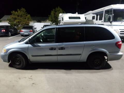 2005 Dodge Grand Caravan for sale at Freds Auto Sales LLC in Carson City NV