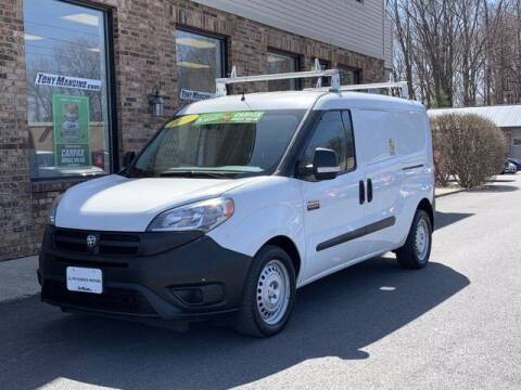 2017 RAM ProMaster City Cargo for sale at The King of Credit in Clifton Park NY