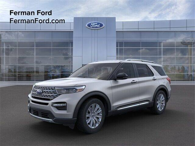 2021 Ford Explorer Hybrid for sale in Clearwater, FL