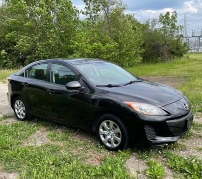 2013 Mazda MAZDA3 for sale at Del Sol Auto Mart in Des Plaines IL