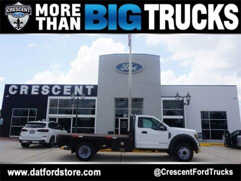 2018 Ford F-450 Super Duty for sale at Crescent Ford in Harahan LA