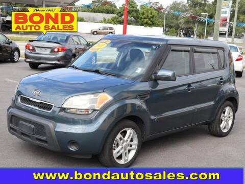 2011 Kia Soul for sale at Bond Auto Sales in St Petersburg FL
