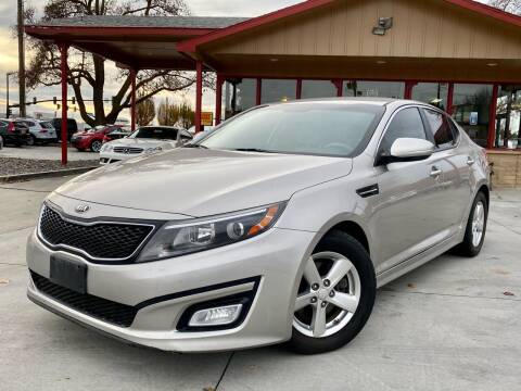 2014 Kia Optima for sale at ALIC MOTORS in Boise ID