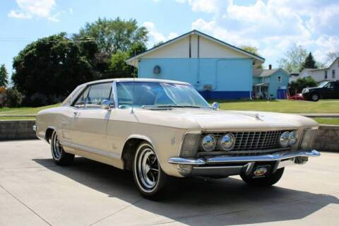 1964 Buick Riviera for sale at Great Lakes Classic Cars & Detail Shop in Hilton NY