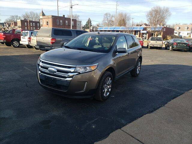 2013 Ford Edge for sale at JC Auto Sales in Belleville IL