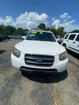 2007 Hyundai Santa Fe for sale at L&M Auto Import in Gastonia NC