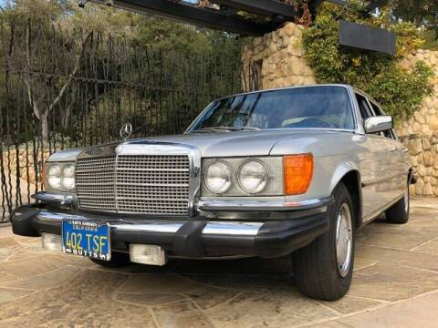 1977 Mercedes-Benz 450-Class for sale at Milpas Motors in Santa Barbara CA