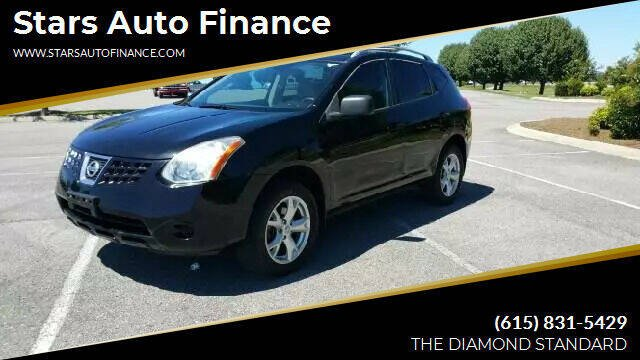 2008 Nissan Rogue for sale at Stars Auto Finance in Nashville TN