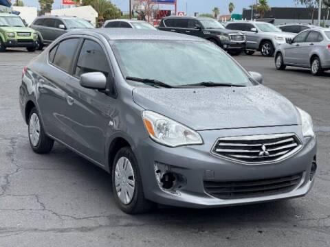 2018 Mitsubishi Mirage G4 for sale at Curry's Cars Powered by Autohouse - Brown & Brown Wholesale in Mesa AZ