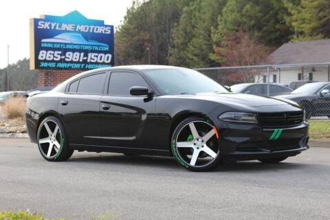 2016 Dodge Charger for sale at Skyline Motors in Louisville TN