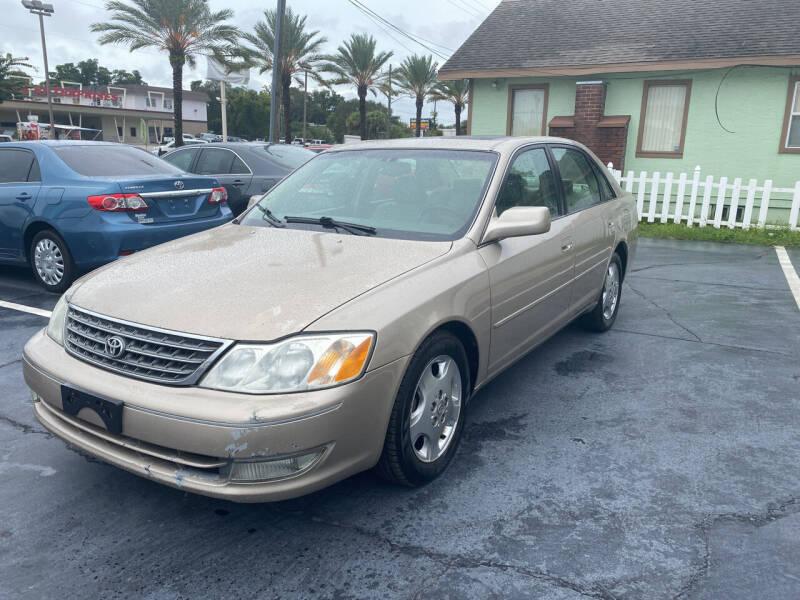 2003 Toyota Avalon for sale at Riviera Auto Sales South in Daytona Beach FL