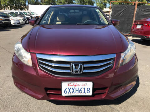 2012 Honda Accord for sale at EXPRESS CREDIT MOTORS in San Jose CA