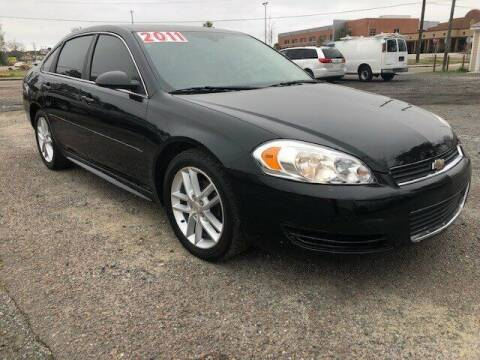 2011 Chevrolet Impala for sale at Harry's Auto Sales, LLC in Goose Creek SC
