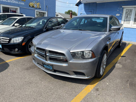 2014 Dodge Charger for sale at Ideal Cars in Hamilton OH