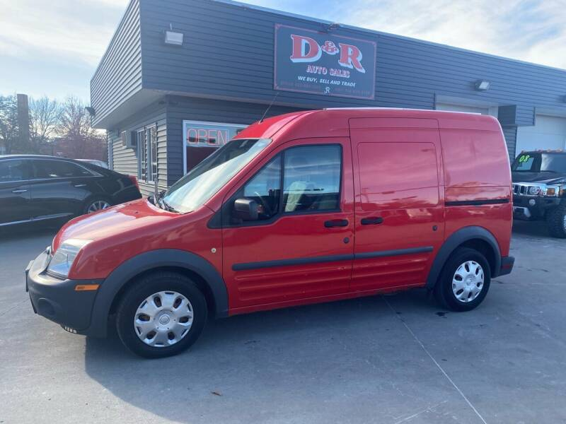 2013 Ford Transit Connect for sale at D & R Auto Sales in South Sioux City NE