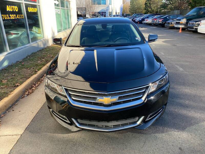 2020 Chevrolet Impala for sale at Pleasant Auto Group in Chantilly VA
