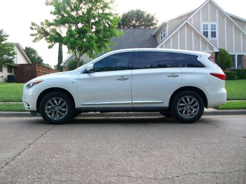 2014 Infiniti QX60 for sale at BJR AUTO SALES in Wylie TX