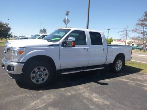 2015 Ford F-250 Super Duty for sale at JIM WOESTE AUTO SALES & SVC in Long Prairie MN