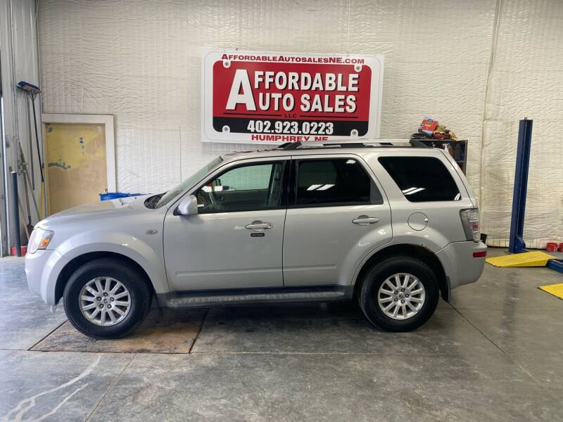 2009 Mercury Mariner for sale at Affordable Auto Sales in Humphrey NE