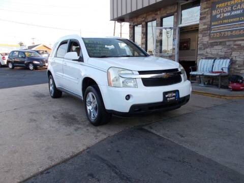 2008 Chevrolet Equinox for sale at Preferred Motor Cars of New Jersey in Keyport NJ