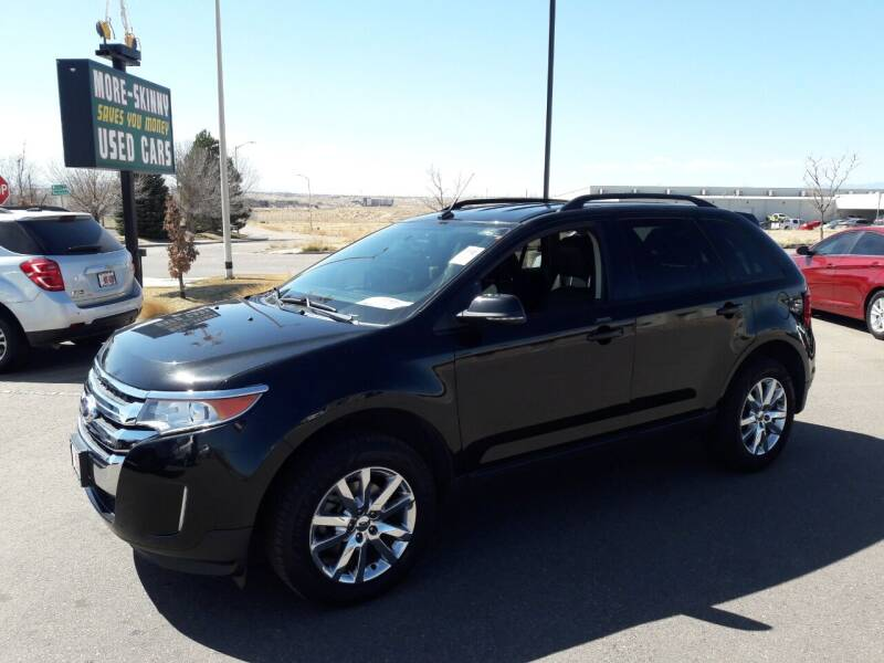 2014 Ford Edge for sale at More-Skinny Used Cars in Pueblo CO