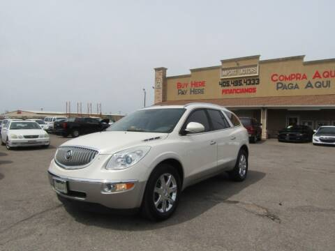 2010 Buick Enclave for sale at Import Motors in Bethany OK