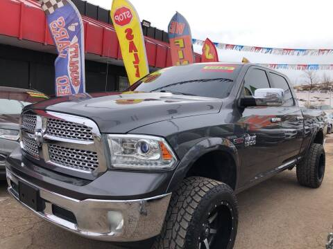 2016 RAM Ram Pickup 1500 for sale at Duke City Auto LLC in Gallup NM