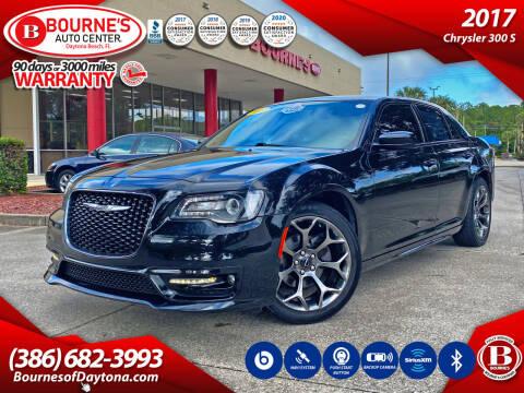 2017 Chrysler 300 for sale at Bourne's Auto Center in Daytona Beach FL