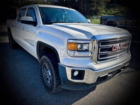 2015 GMC Sierra 1500 for sale at Carder Motors Inc in Bridgeport WV