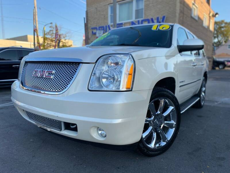 2010 GMC Yukon for sale at Drive Now Autohaus in Cicero IL