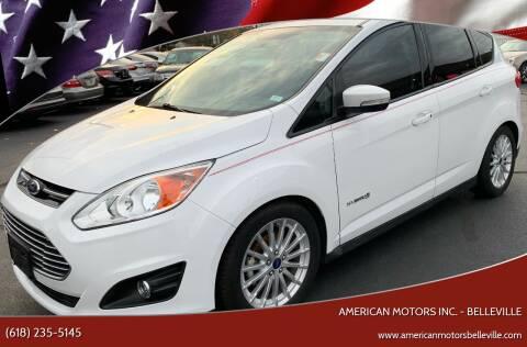2013 Ford C-MAX Hybrid for sale at American Motors Inc. - Belleville in Belleville IL