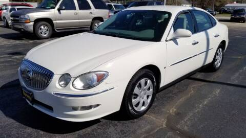 2008 Buick LaCrosse for sale at Advantage Auto Sales & Imports Inc in Loves Park IL