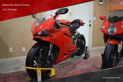 2016 Ducati PANIGALE 959 for sale at American Auto Center in Austin TX