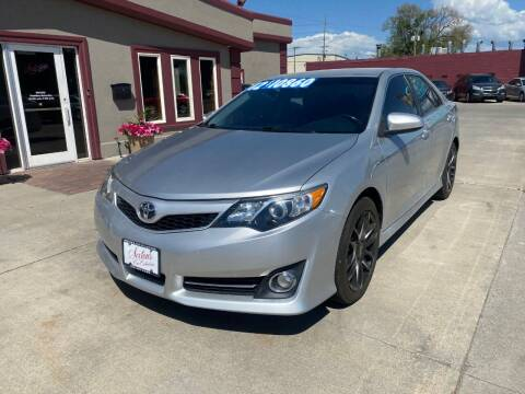 2012 Toyota Camry for sale at Sexton's Car Collection Inc in Idaho Falls ID