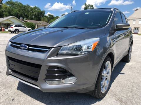 2013 Ford Escape for sale at LUXURY AUTO MALL in Tampa FL