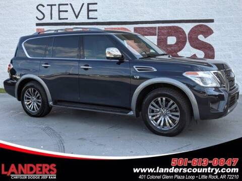 2018 Nissan Armada for sale at The Car Guy powered by Landers CDJR in Little Rock AR