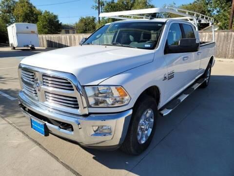 2018 RAM Ram Pickup 2500 for sale at Kell Auto Sales, Inc - Grace Street in Wichita Falls TX