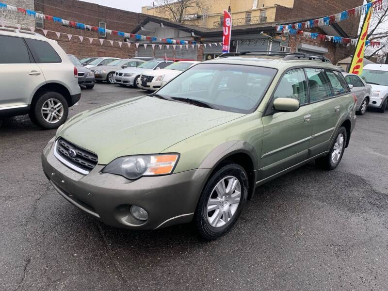 2005 Subaru Outback for sale at Rallye  Motors inc. in Newark NJ