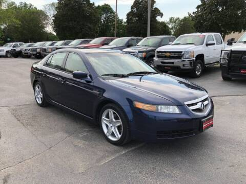2004 Acura TL for sale at WILLIAMS AUTO SALES in Green Bay WI