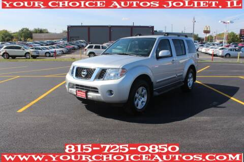 2011 Nissan Pathfinder for sale at Your Choice Autos - Joliet in Joliet IL