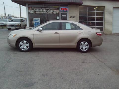 2008 Toyota Camry for sale at Settle Auto Sales TAYLOR ST. in Fort Wayne IN